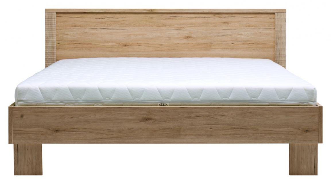 BOG-FRAN NICOL NC 24 / 180 posteľ - dub San Remo