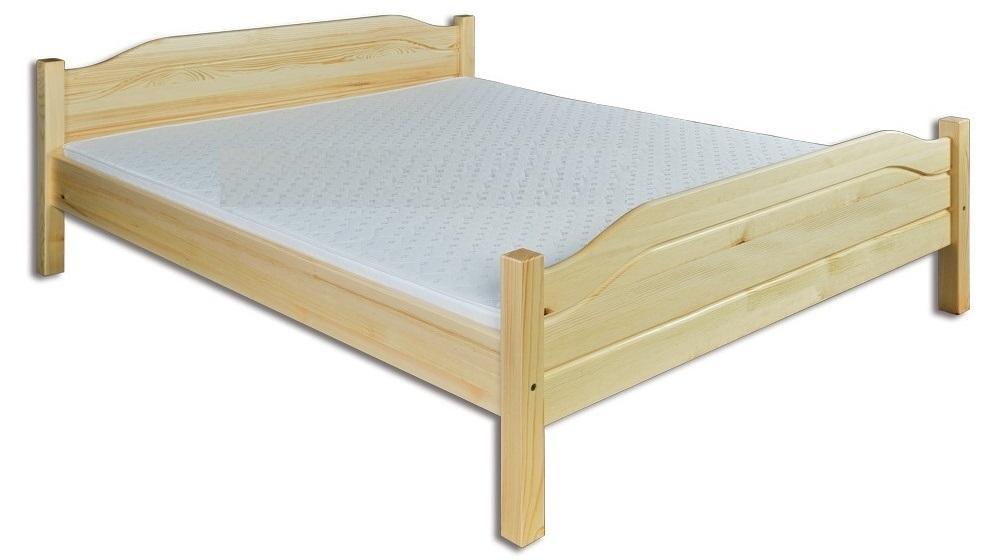 Manželská posteľ 160 cm LK 101 (masív)