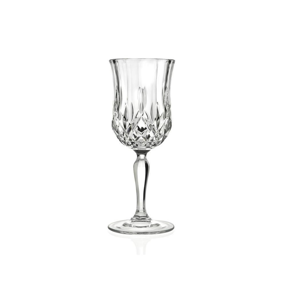 Sada 6 pohárov na víno RCR Cristalleria Italiana Frosinone