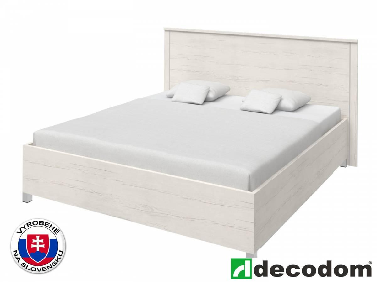 Manželská posteľ 180 cm Decodom Nurdik Comfort 180