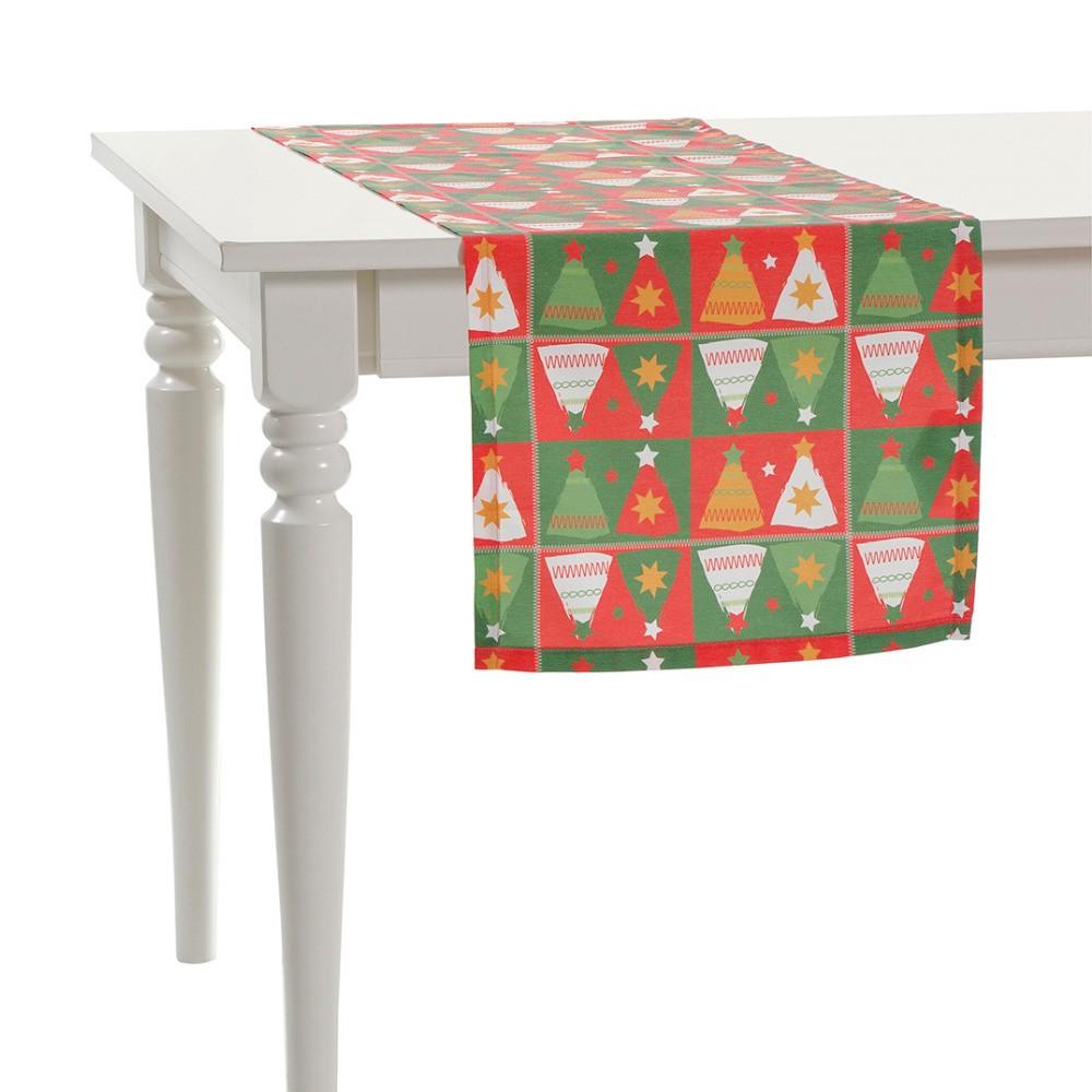 Vianočný behúň na stôl Apolena