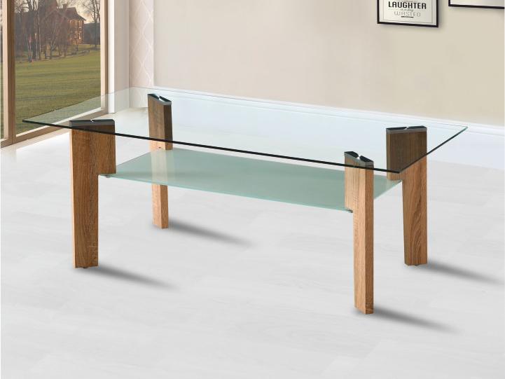 Konferenčný stolík Adelo (dub sonoma)