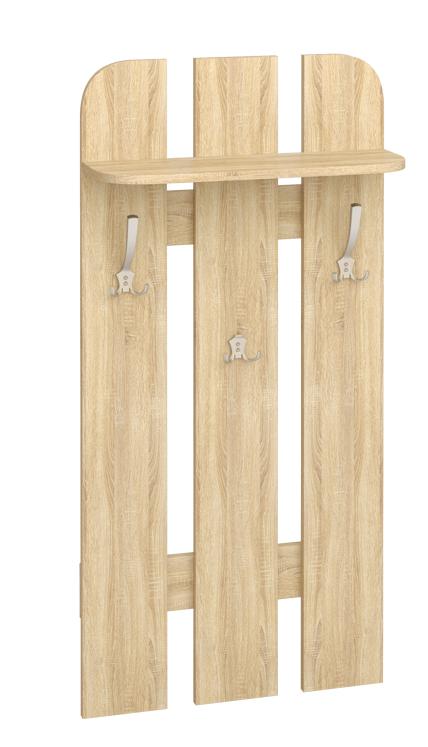 Vešiakový panel W 59-01   Farba: dub sonoma