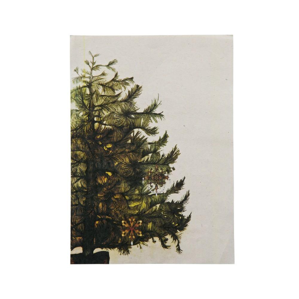 Plagát De Eekhoorn December, 47×32cm