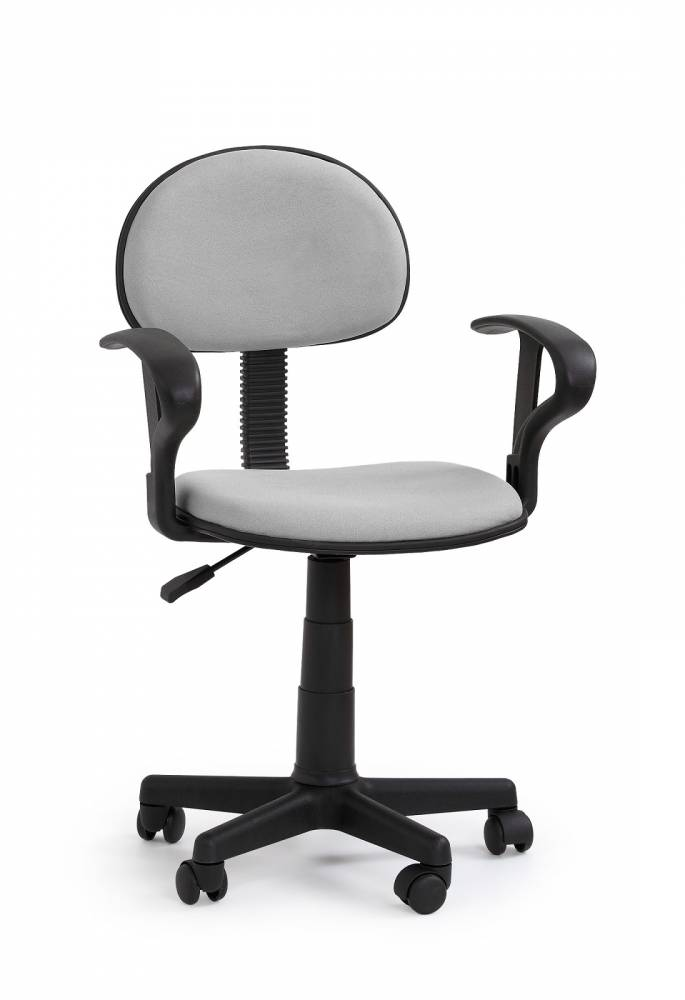 Detská stolička Alfred svetlosivá