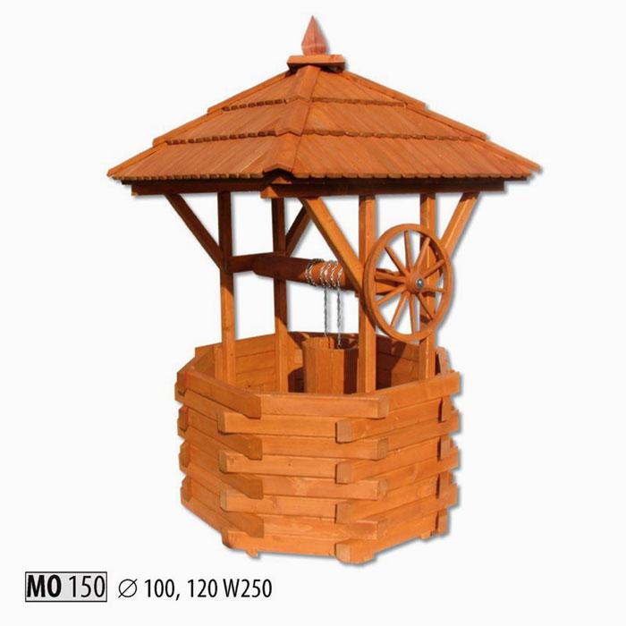 MO150/100 Záhradná studňa