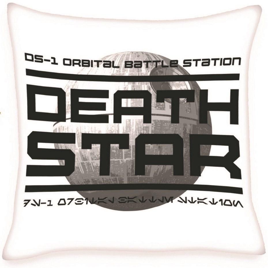 Herding Vankúšik Star Wars Death Star 2, 40 x 40 cm