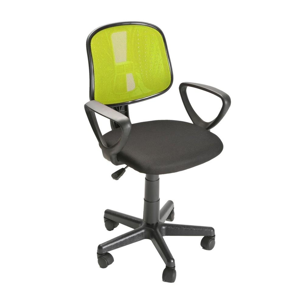 7c0f44d6a Zelená kancelárska stolička na kolieskach Versa Office