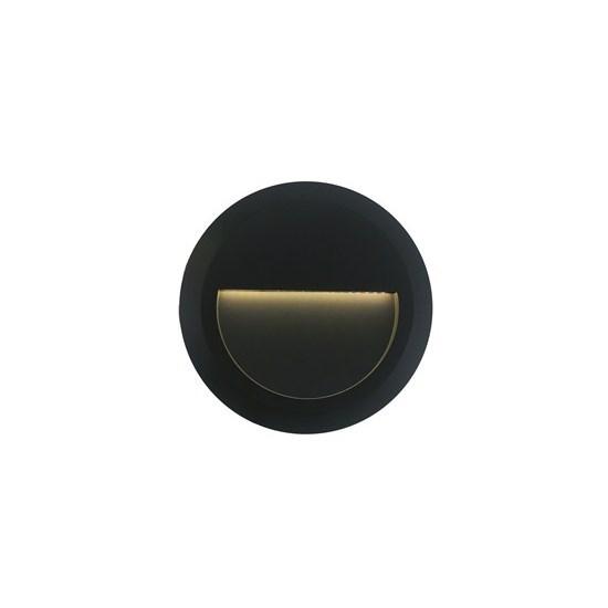 Solight LED svetlo vonkajšia guľaté