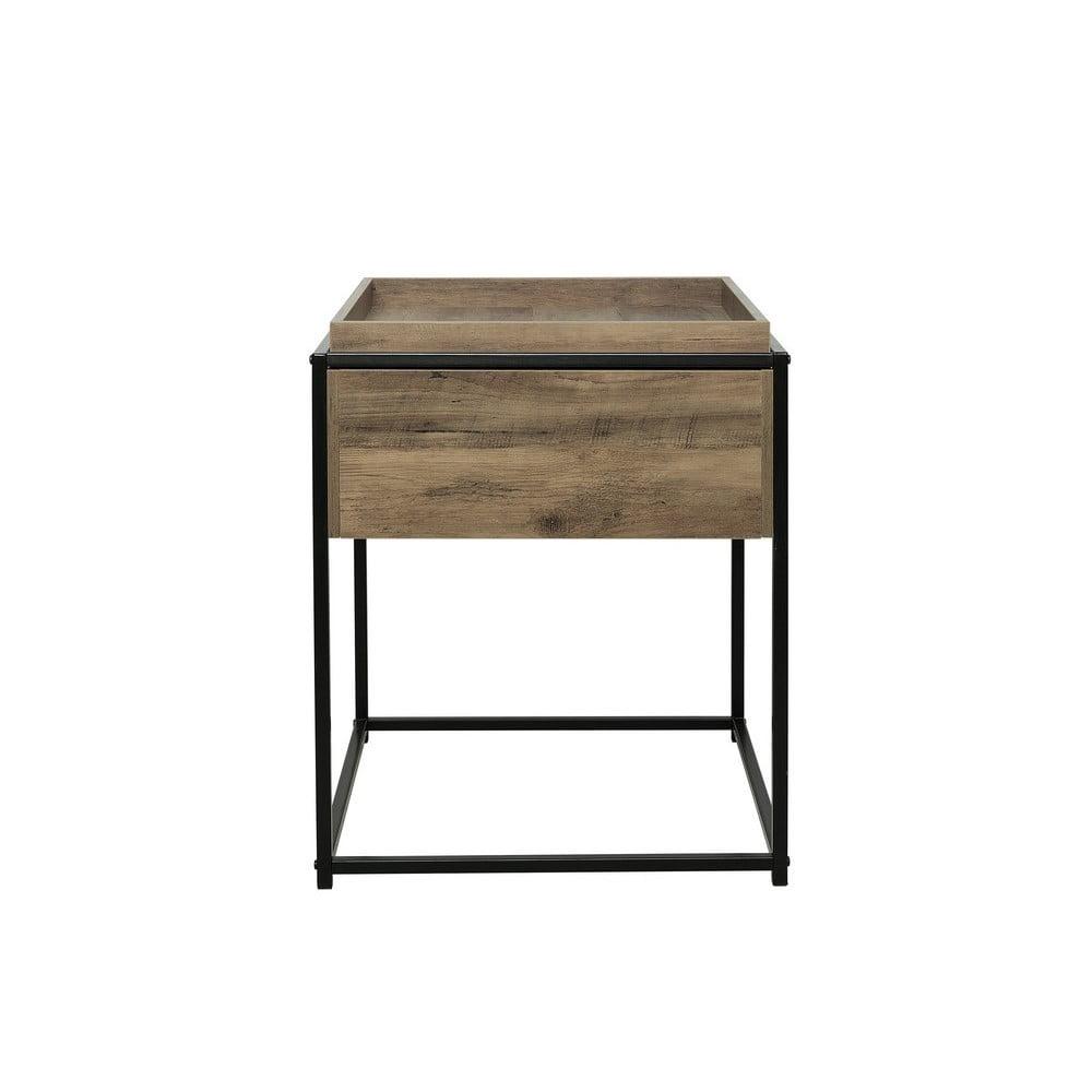 Odkladací stolík s úložným priestorom Monobeli Darina