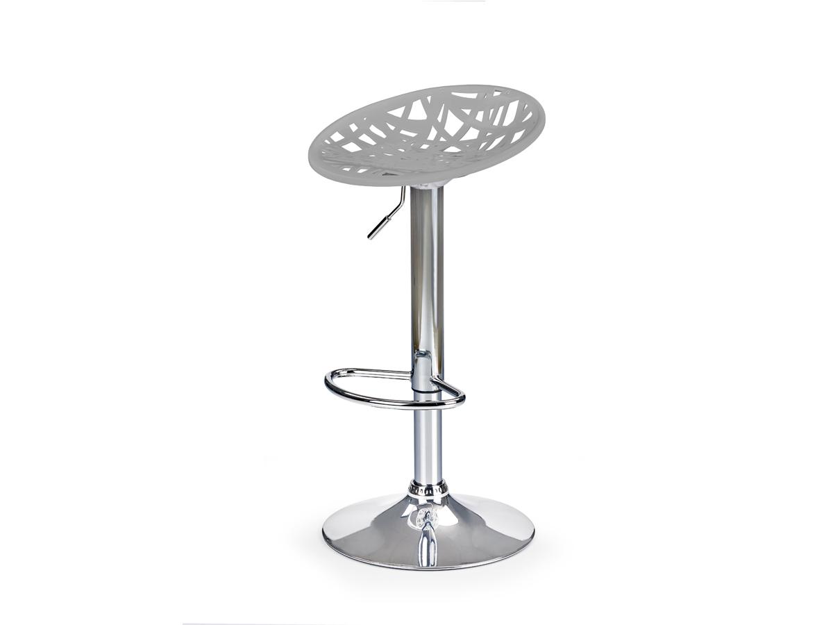 Barová stolička H-56 (sivá)