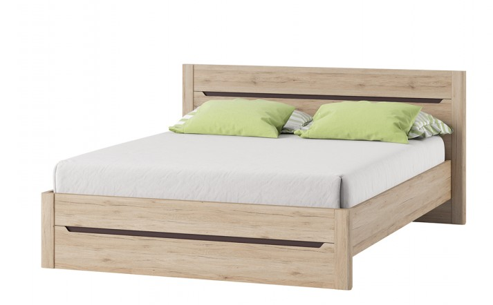 Manželská posteľ Desjo 50