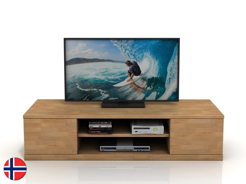 TV stolík/skrinka Naturlig Lekanger (buk)