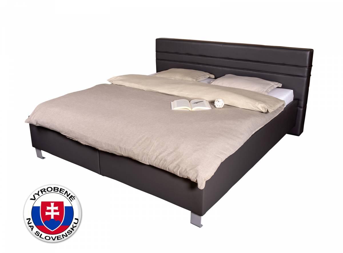 Manželská posteľ 180 cm Benab Orme (s roštami)