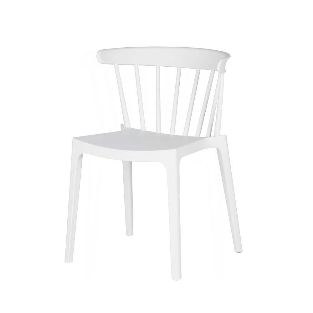 Biela stolička DeEekhoorn Bliss