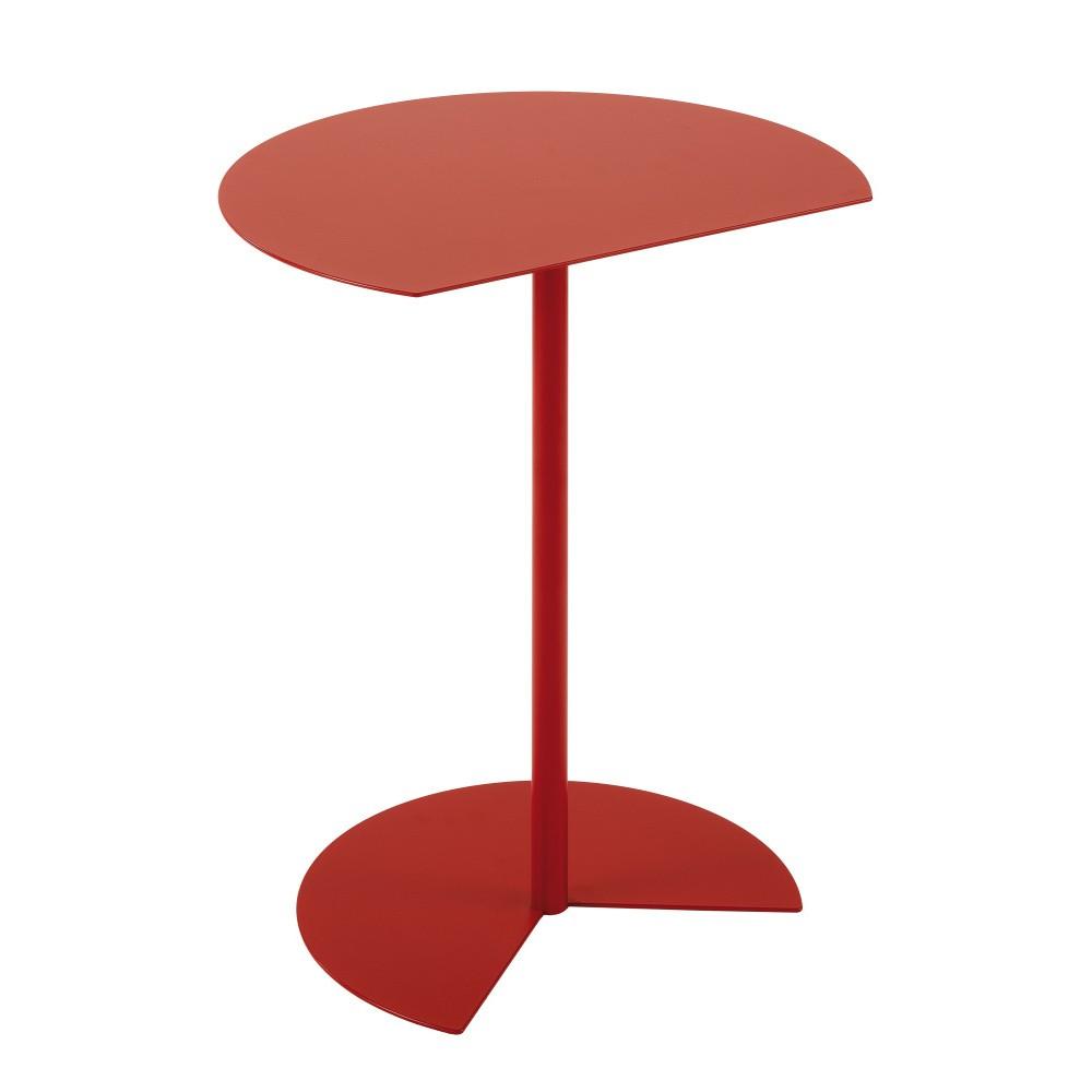 Červený príručný stolík MEME Design Way
