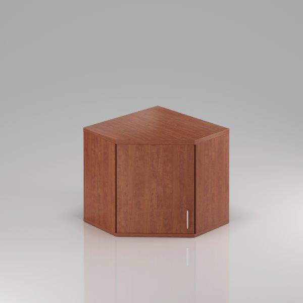 Rauman Kancelárska skriňa rohová Visio, 80x80x75 cm, dvere 2/2 SNR282 03