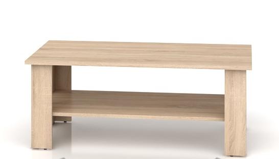 Konferenčný stolík Nepo LAW/115   Farba: dub sonoma