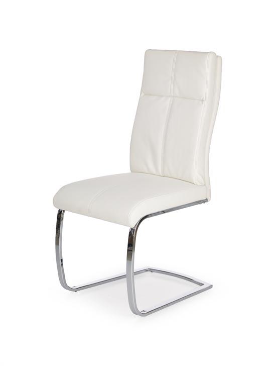 Jedálenská stolička K231 (biela)