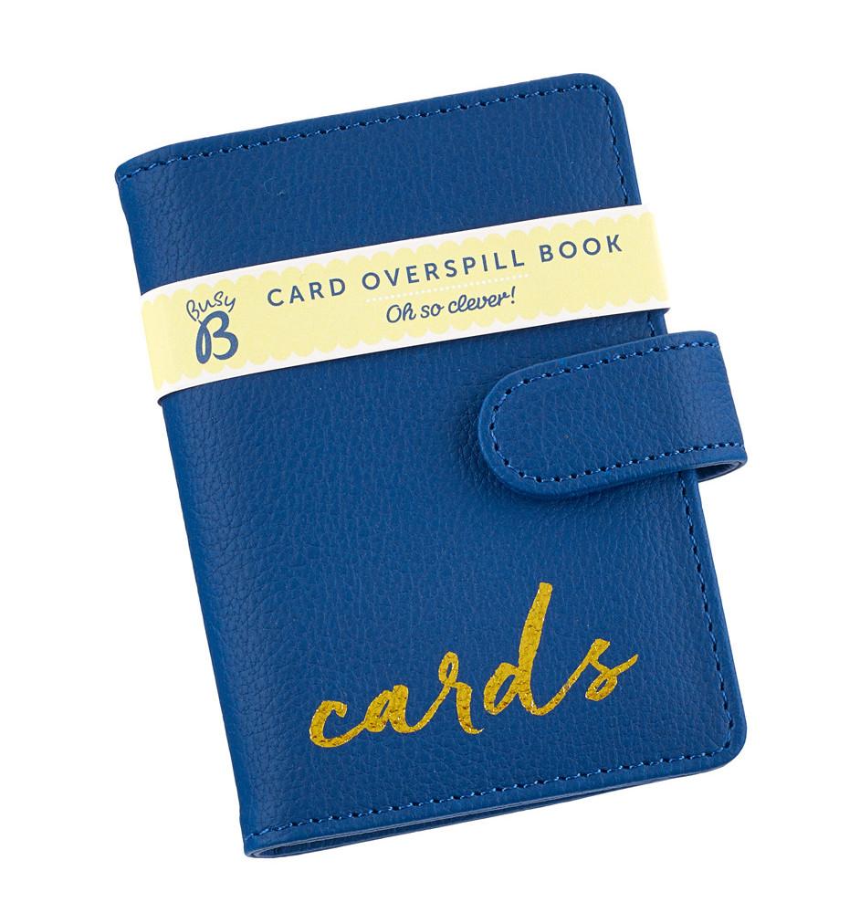 Peňaženka na doklady Busy B
