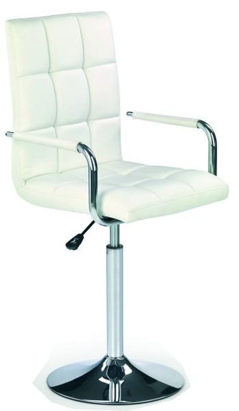 Kancelárska stolička GONZO biela