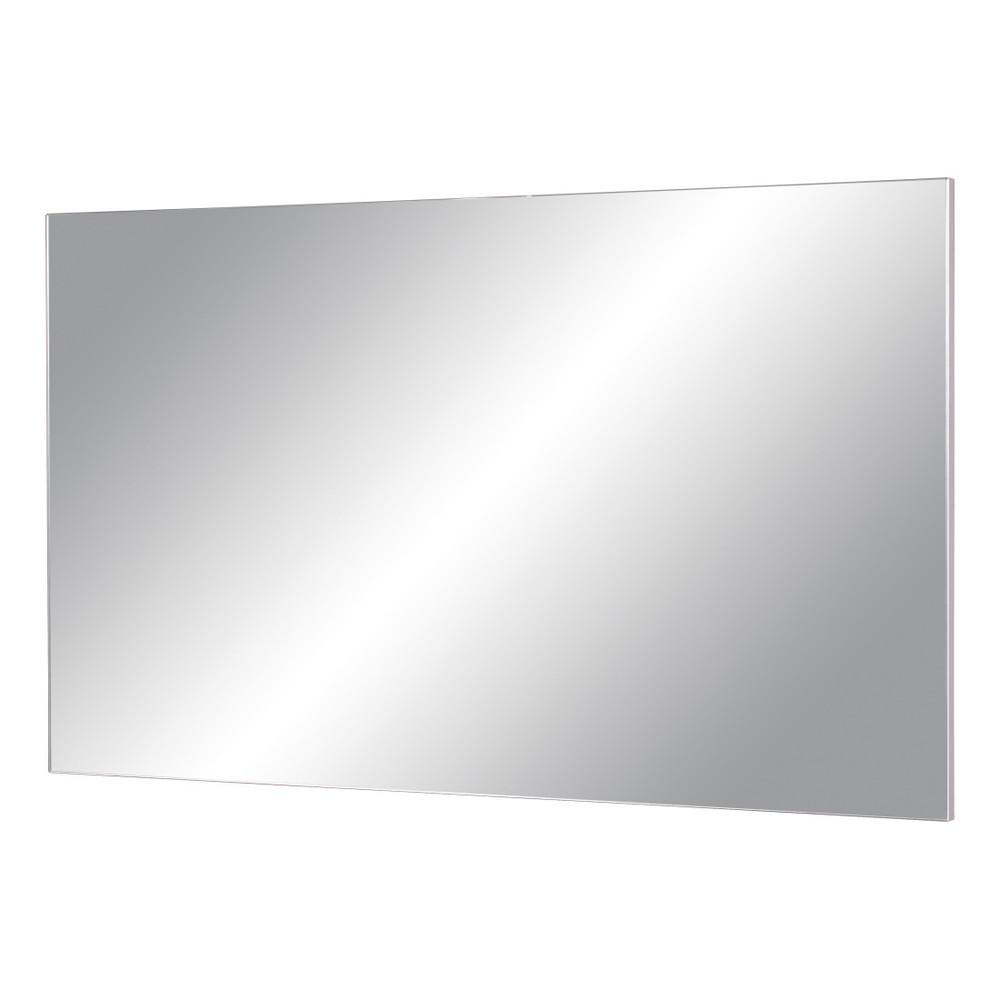 Biele zrkadlo Germania Top, výška 58 cm