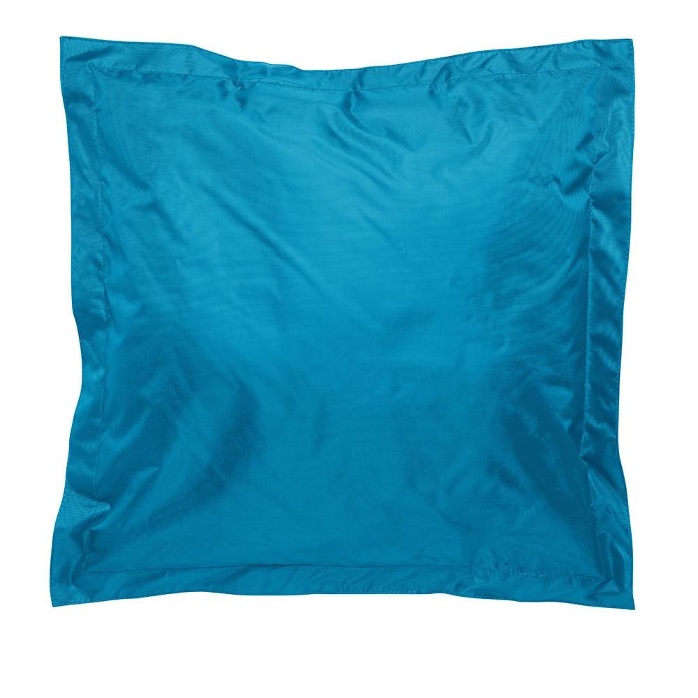 Modrý vonkajší vankúšik Sunvibes, 65×65 cm