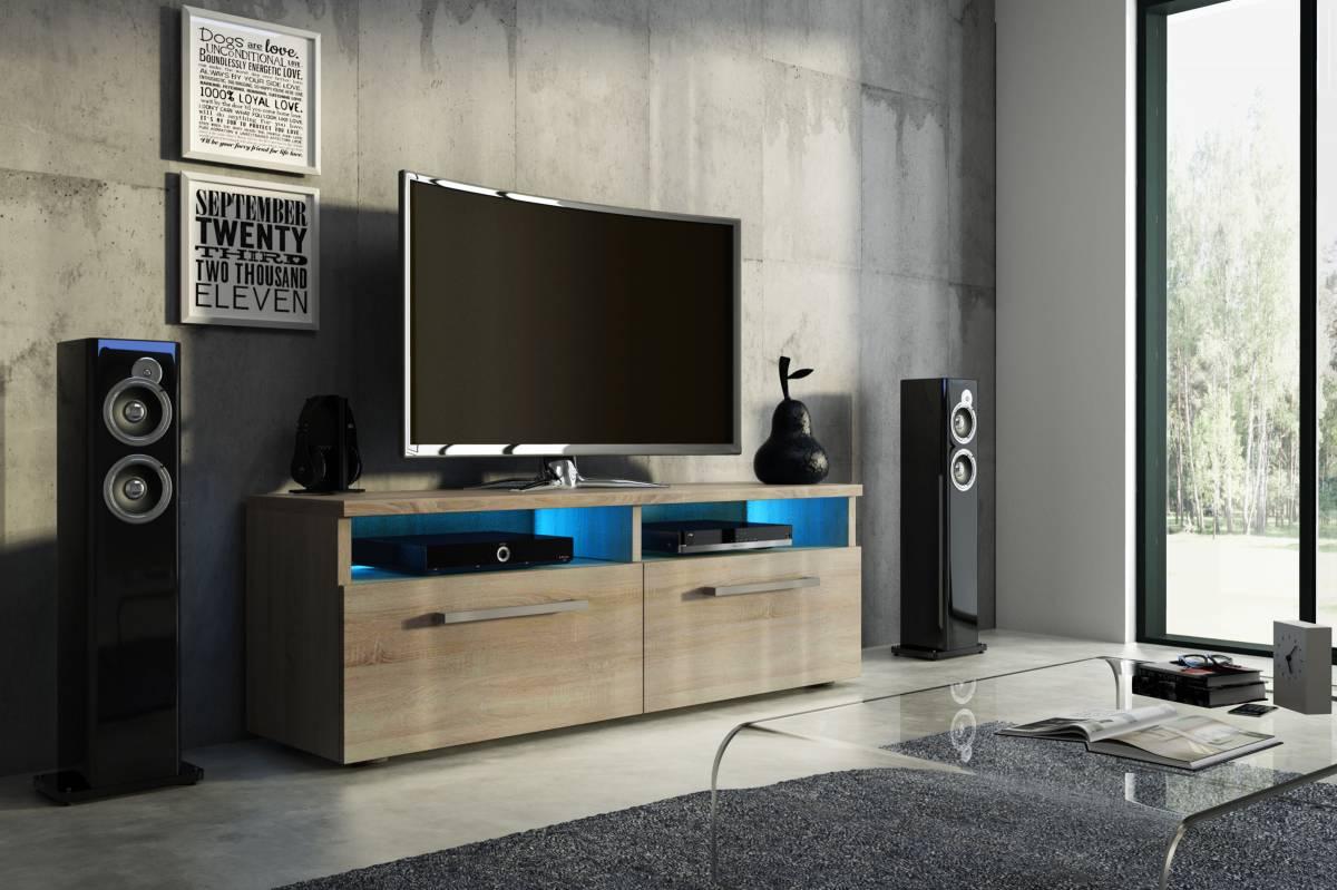 TV stolík/skrinka Bonn (dub sonoma)