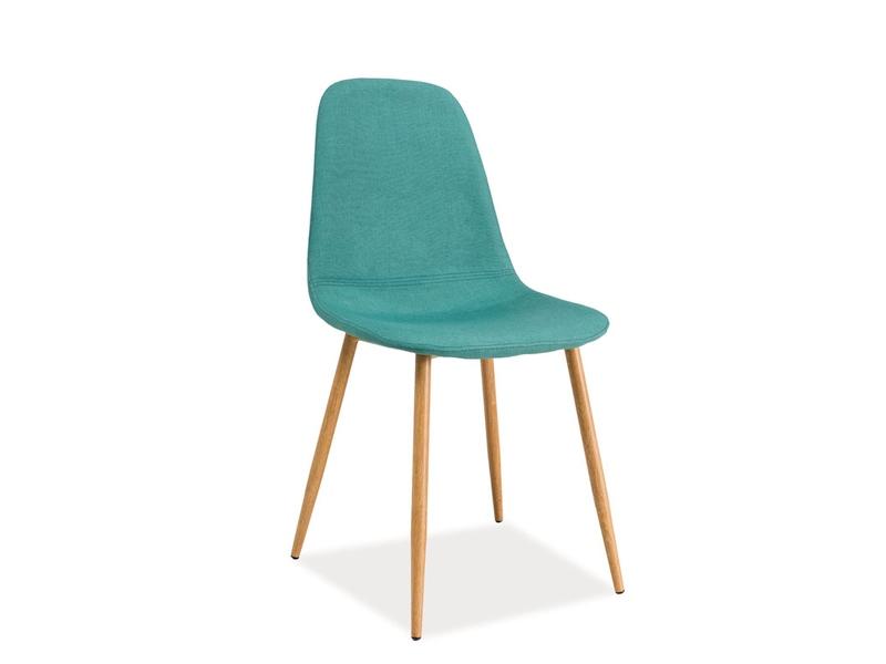 Jedálenská stolička Fox (zelená)