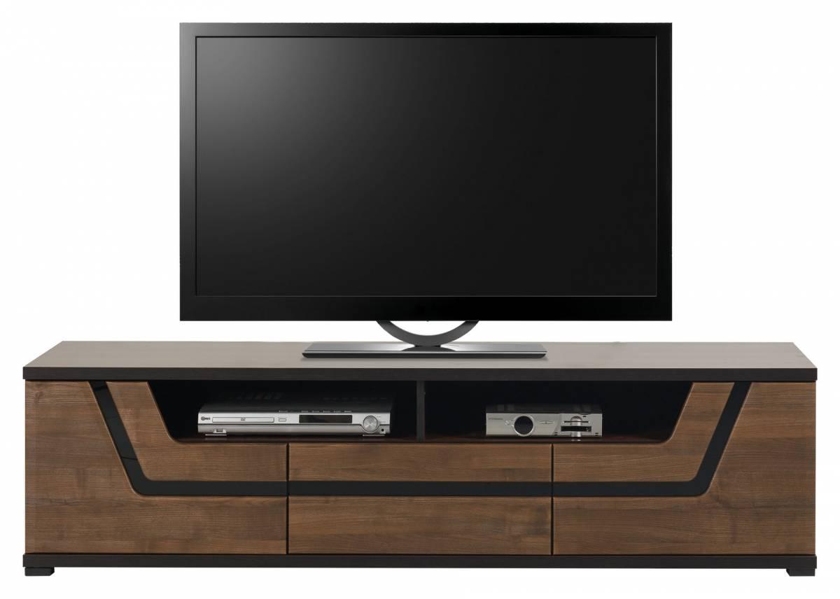 TV stolík/skrinka Tes TS 1 (orech)
