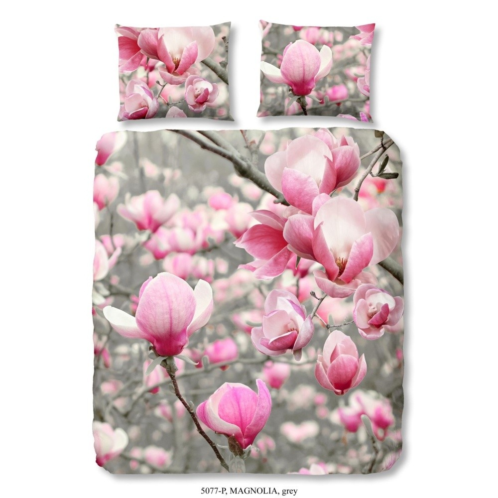 Bavlnené obliečky Muller Textiel Magnolia, 155 x 220 cm
