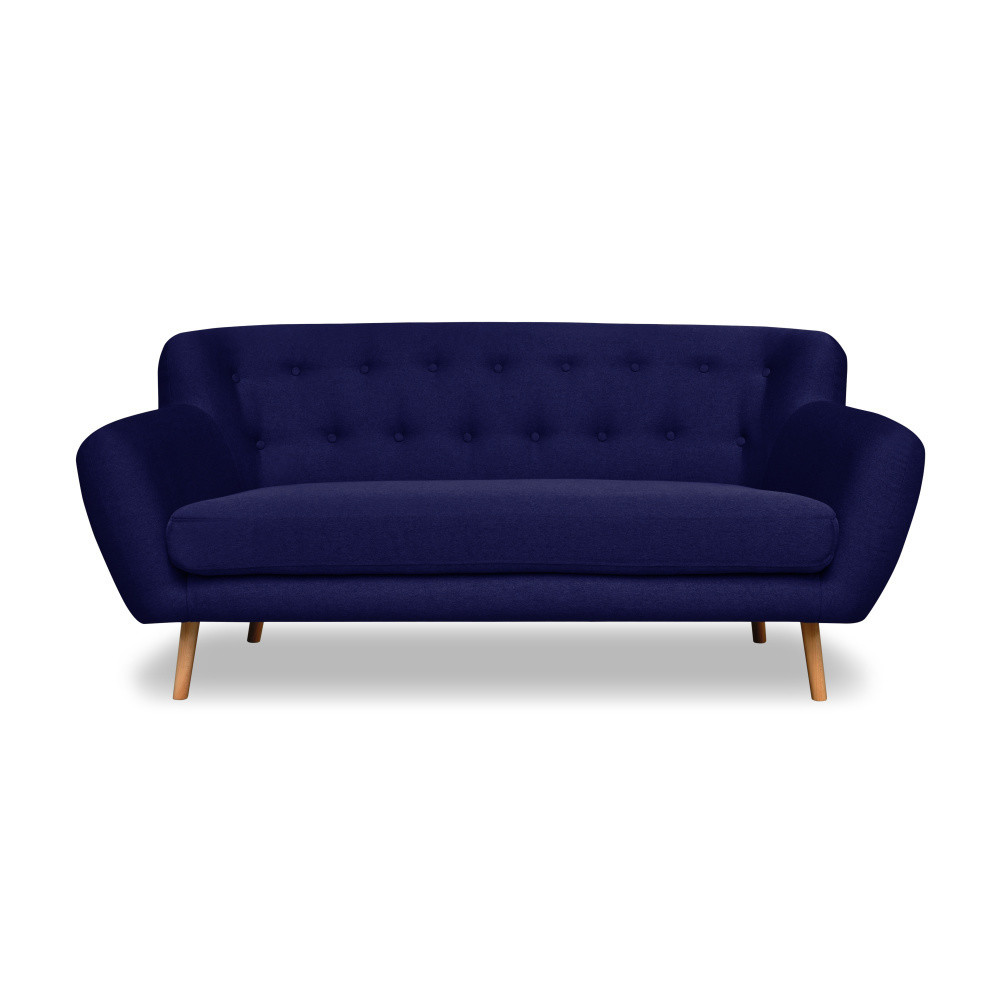 Modrá pohovka pre dvoch Cosmopolitan design London