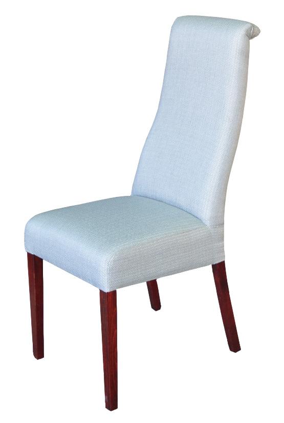 VIELA 2 jedálenská stolička, látka na výber