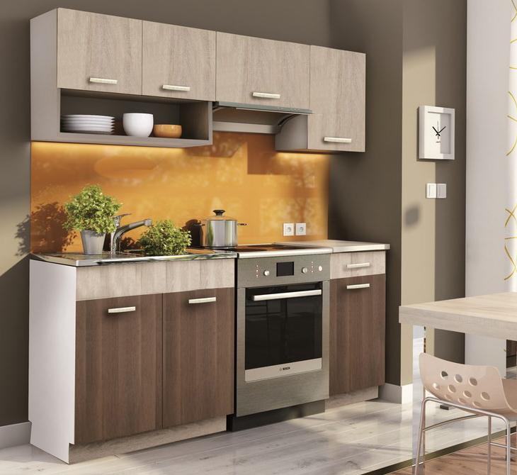 Kuchyňa Moreno 180 cm MOB-004 *výpredaj