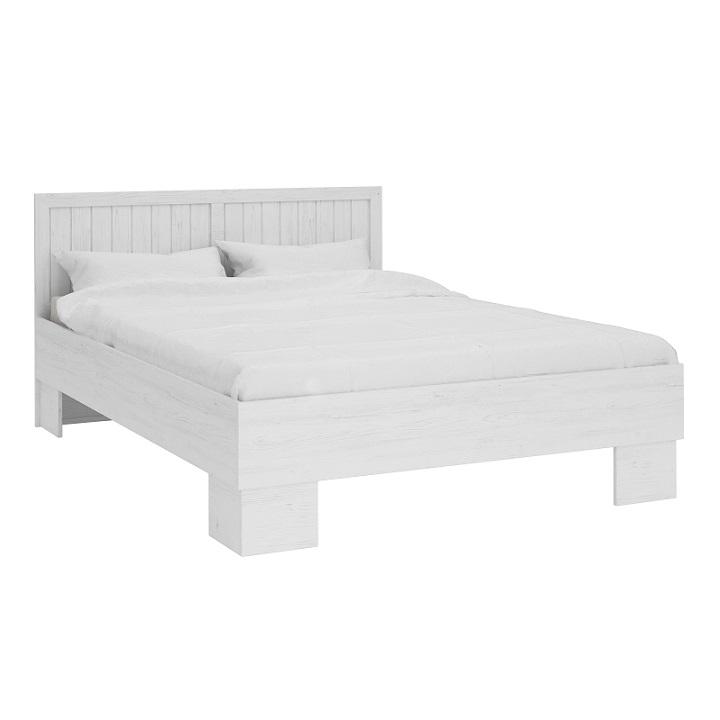 Manželská posteľ 160 cm Provance L1 (s roštom)