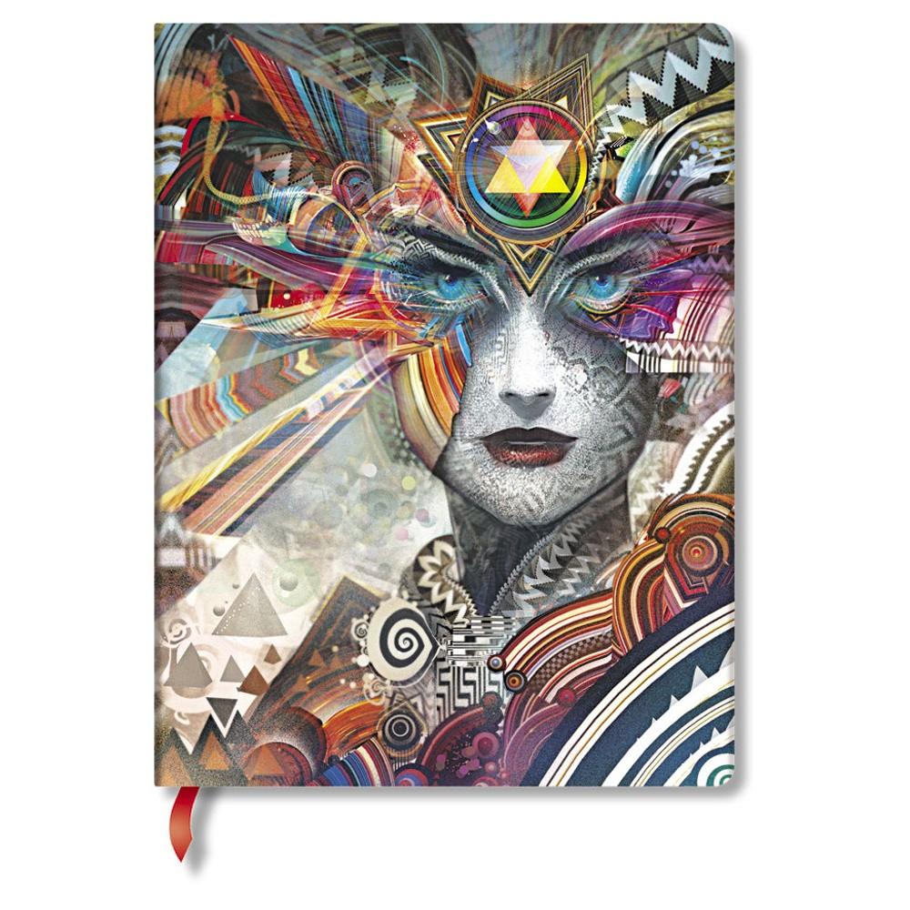Zápisník s tvrdou väzbou  Paperblanks Revolution, 18 x 23 cm