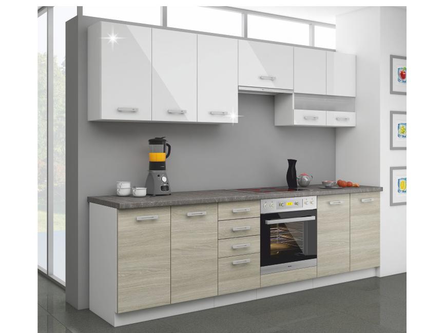 Kuchyňa Lewis 260 cm