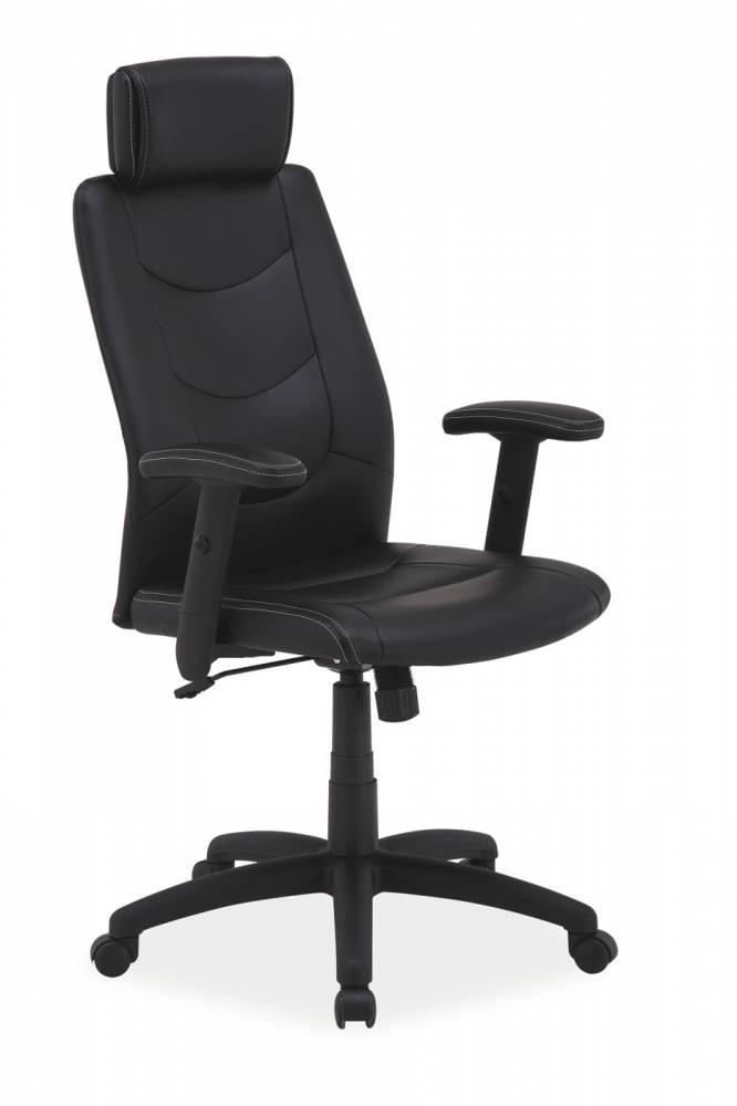 Kancelárske kreslo Q-119 / čierna