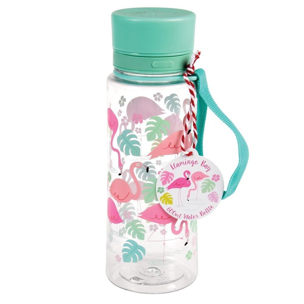 Fľaša na vodu Rex London Flamingo Bay