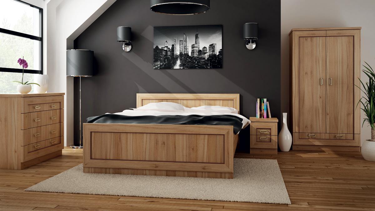 TADEAS spálňa do malého bytu