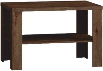 Konferenčný stolík, dub lefkas, TEDY T23