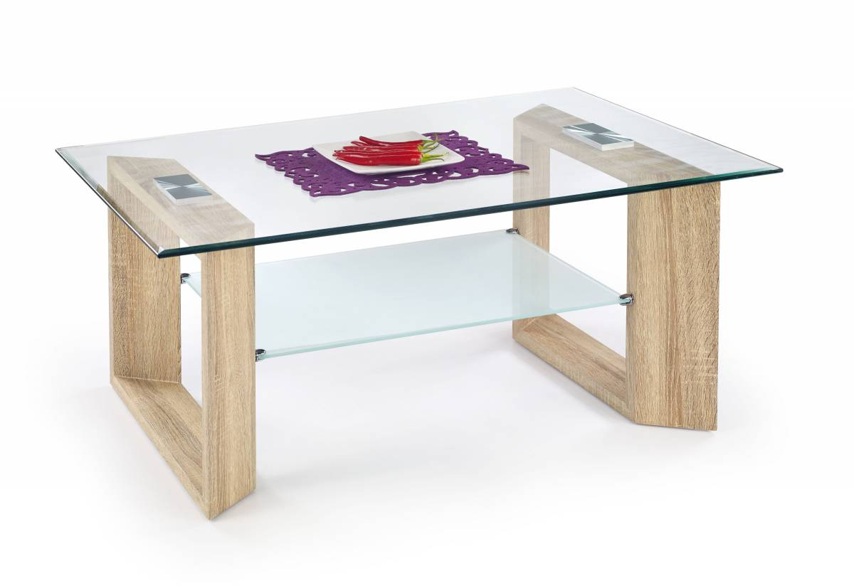Konferenčný stolík Tamara (dub sonoma)