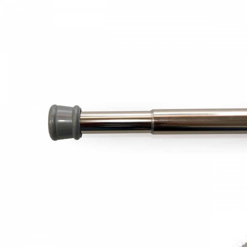 Gardinia Rozperná tyč nikel strieborná, 80 - 130 cm