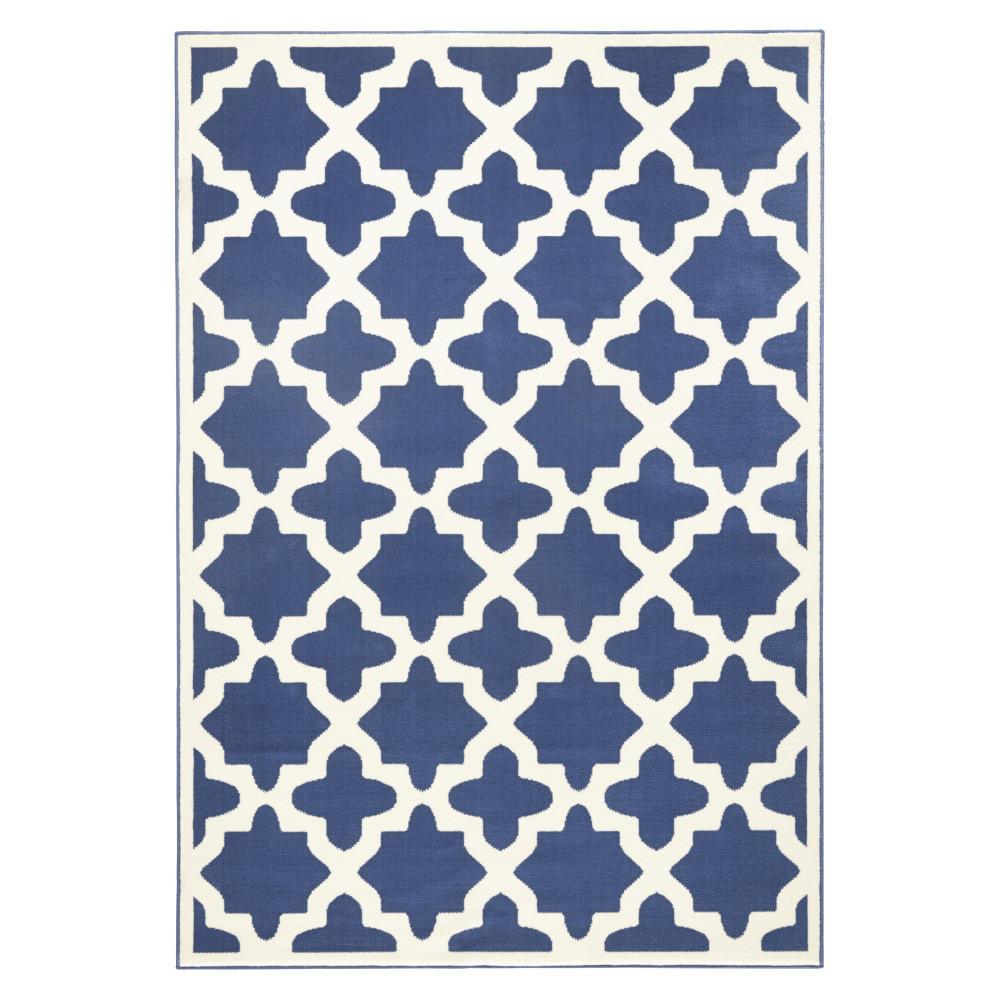 Modrý koberec Hanse Home Noble, 140x200cm