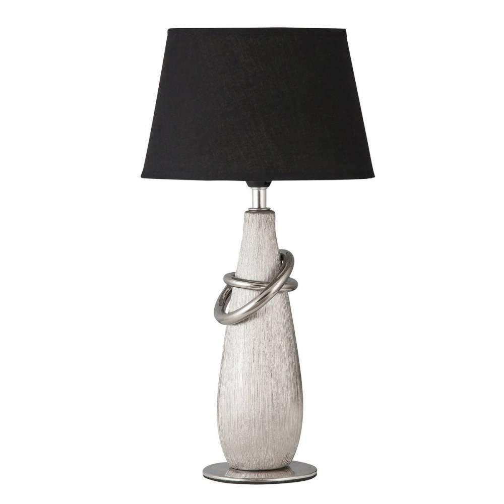 Rabalux 4372 Evelyn stolná lampa, čierna