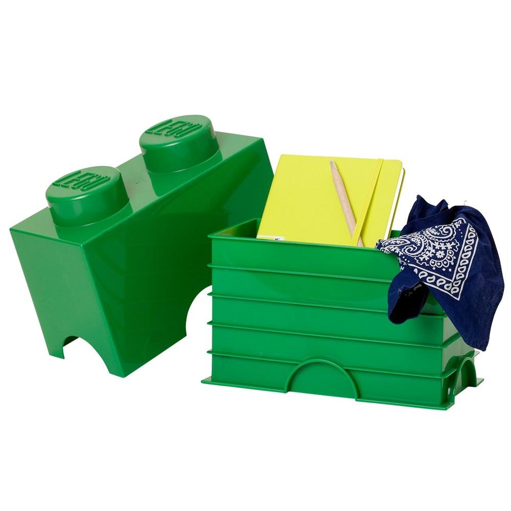 Zelené úložné LEGO®