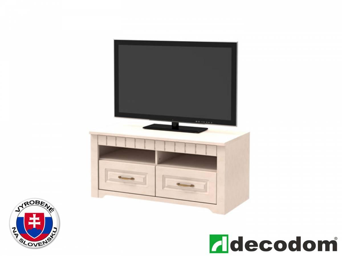 TV stolík/skrinka Decodom Lirot Typ 31 (valinka patina)