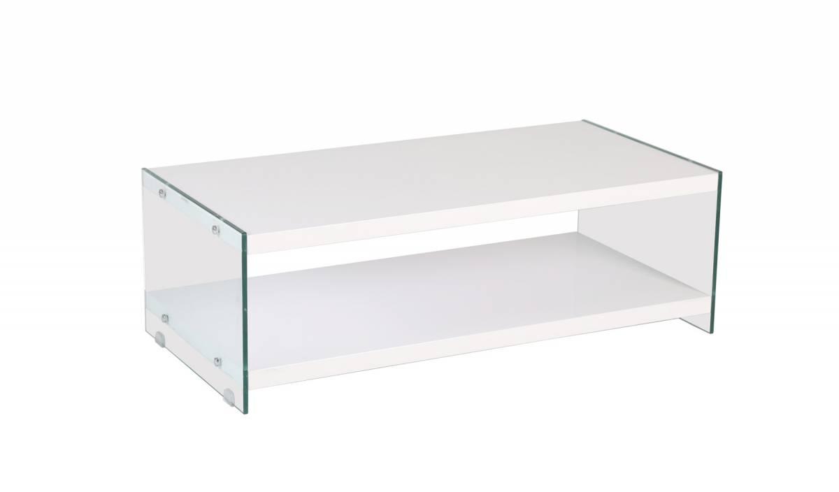 Konferenčný/TV stolík LIPIONE 771 biely