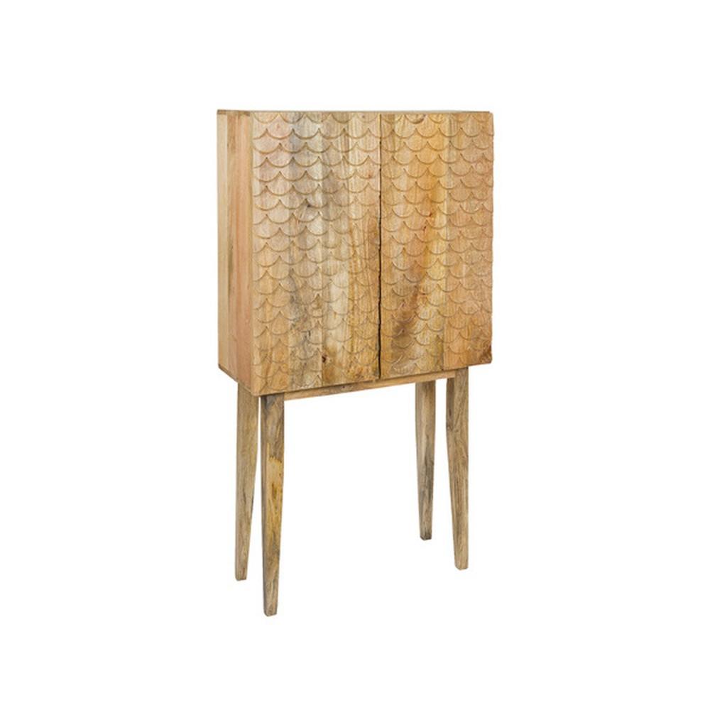 Konzolový stolík z mangového dreva Santiago Pons Retros