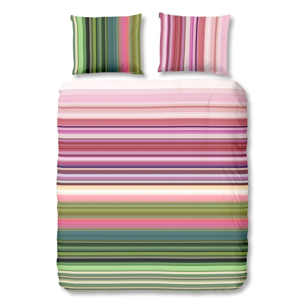 Farebné bavlnené obliečky Muller Textiel Descanso, 140×200cm